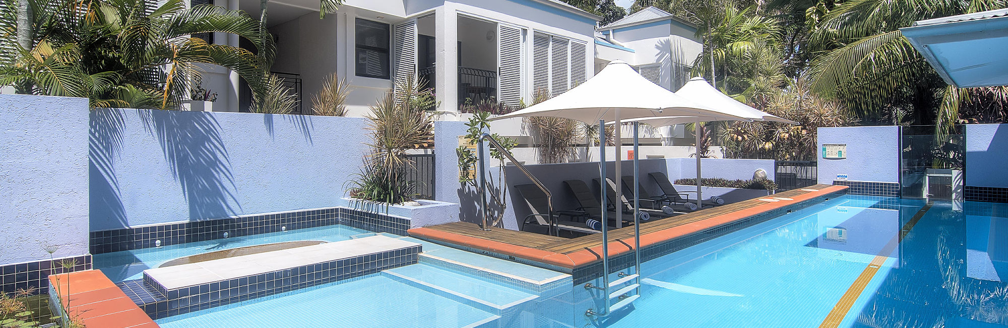 Port Douglas Boutique Holiday Apartments The Pavilions Facilities